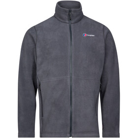 Berghaus Prism PolarTec InterActive Fleece Jacket Men, gris
